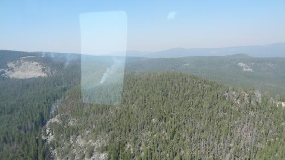 Kelly Fire near Wisdom 65 percent contained | KECI