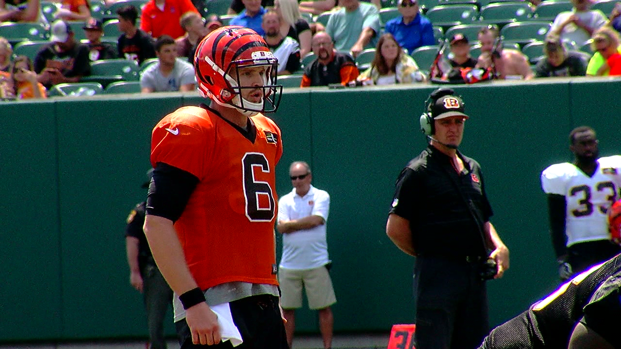 Bengals third-string quarterback Jeff Driskel led two long early second-half scoring drives to rally the team to the win in Friday's preseason opener (WKRC).