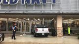 Truck crashes into Old Navy in Port St. Lucie