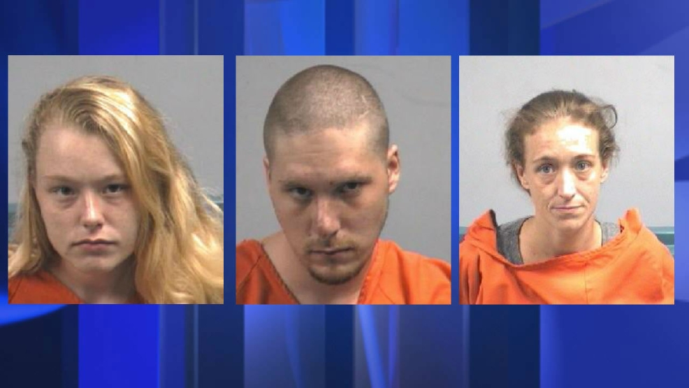 Three arrested in separate cases on    | WCTI
