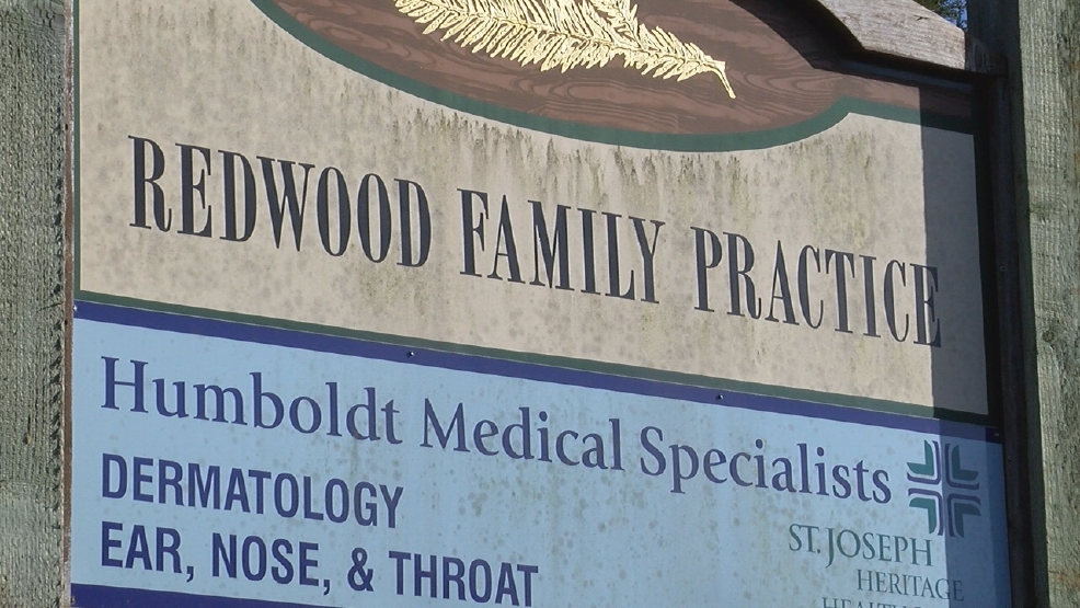 Open Door Clinic Taking Over Operations Of Redwood Family Practice To  Prevent Closure