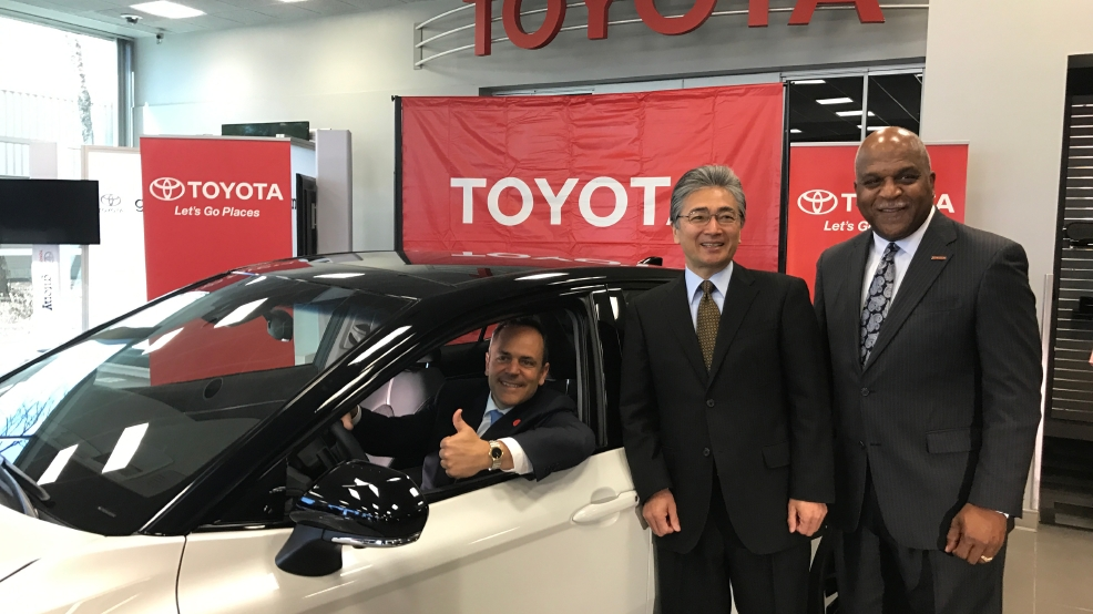 Jobs At Toyota Georgetown Ky Trump out of his lane again on auto jobs | WJAR