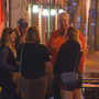 Hotels and restaurants downtown packed for Syracuse vs. Clemson