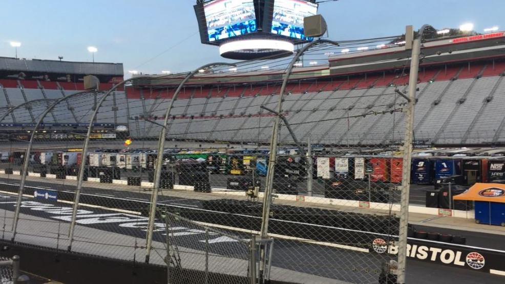 FOX NASCAR: Behind the Scenes at Bristol Motor Speedway