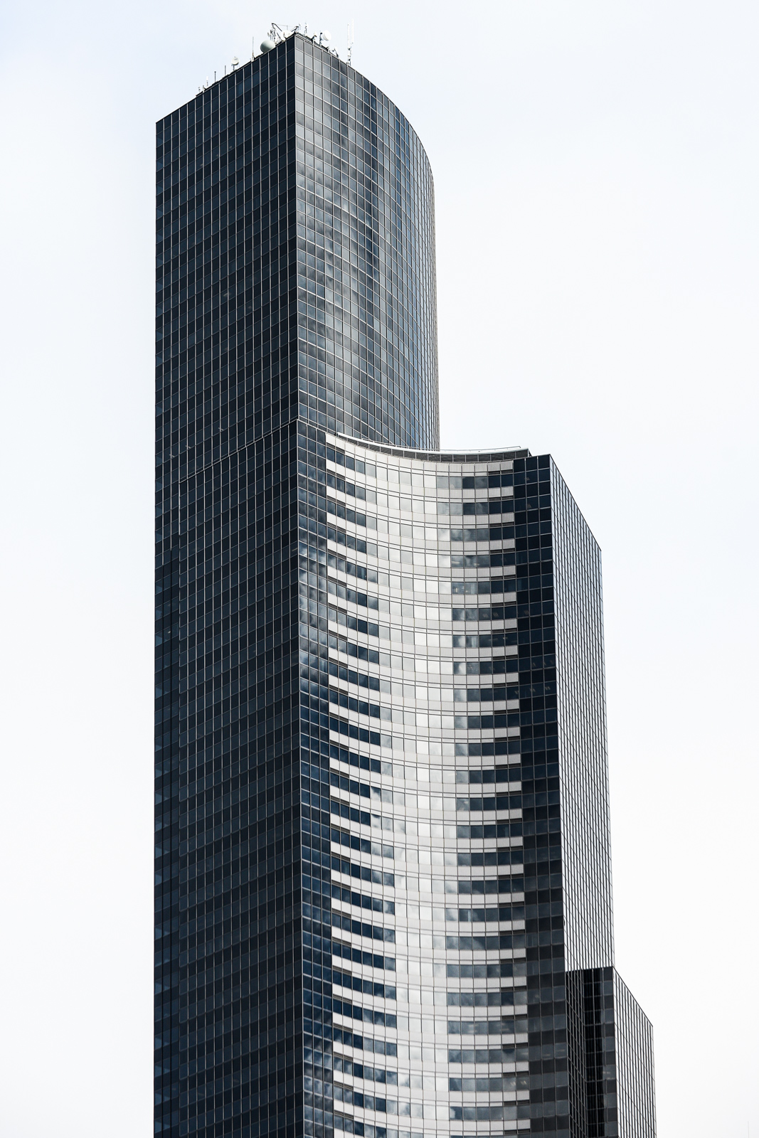 #1 Columbia Tower: 933 feet tall, built in 1985. (Photo: Chona Kasinger / Seattle Refined)