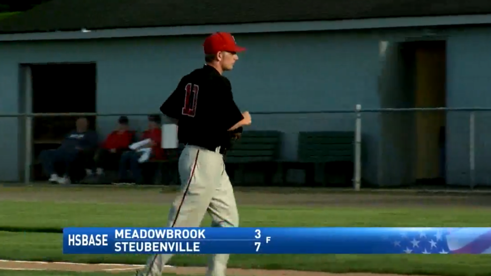 5.8.19 Highlights - Steubenville wins match up of OVAC baseball champs