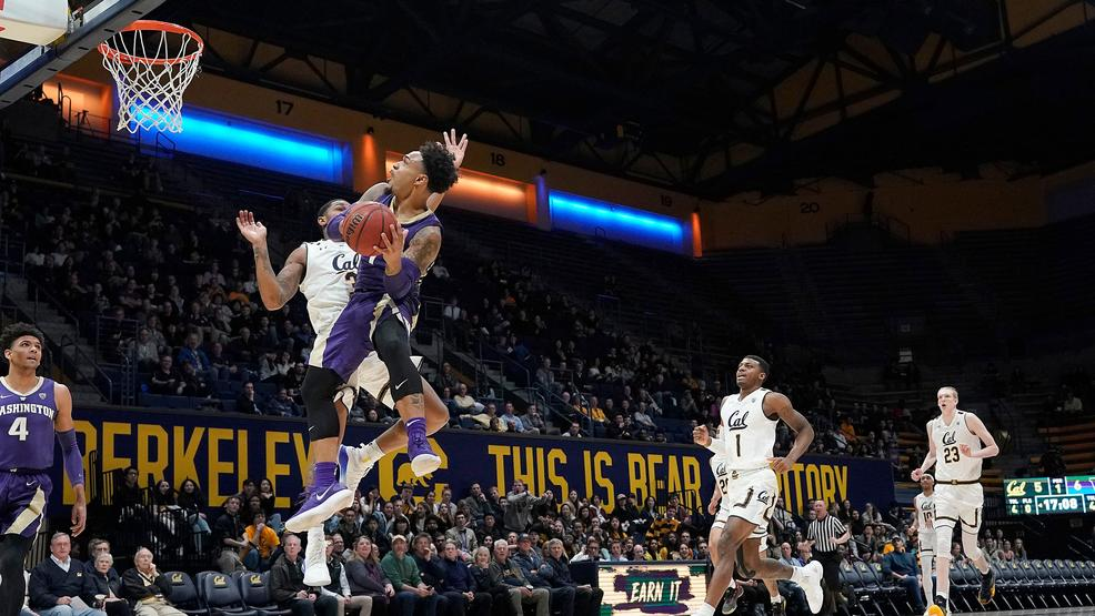 Huskies fall to struggling Bears but clinch Pac-12 title anyway