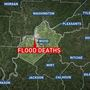 Second body found after vehicle sinks in West Virginia flood