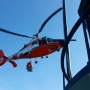 Coast Guard crews drop from air to shed light on DeTour Reef