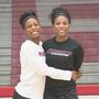 Beyond the Game: Twin teammates Pink and Blu Jones boast colorful personalities