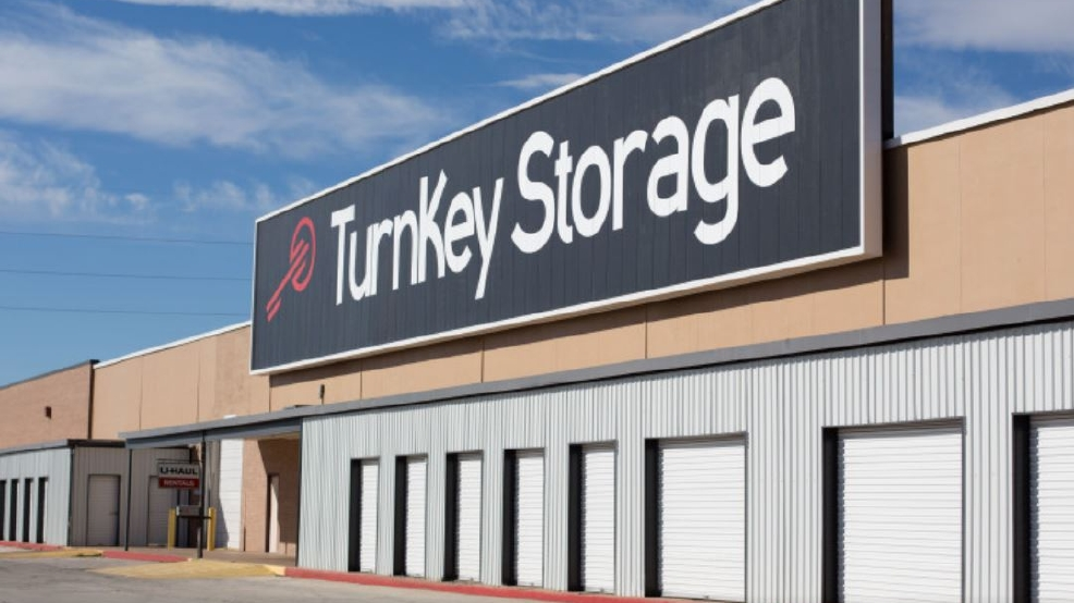 police search storage unit rented by ktxs. Black Bedroom Furniture Sets. Home Design Ideas