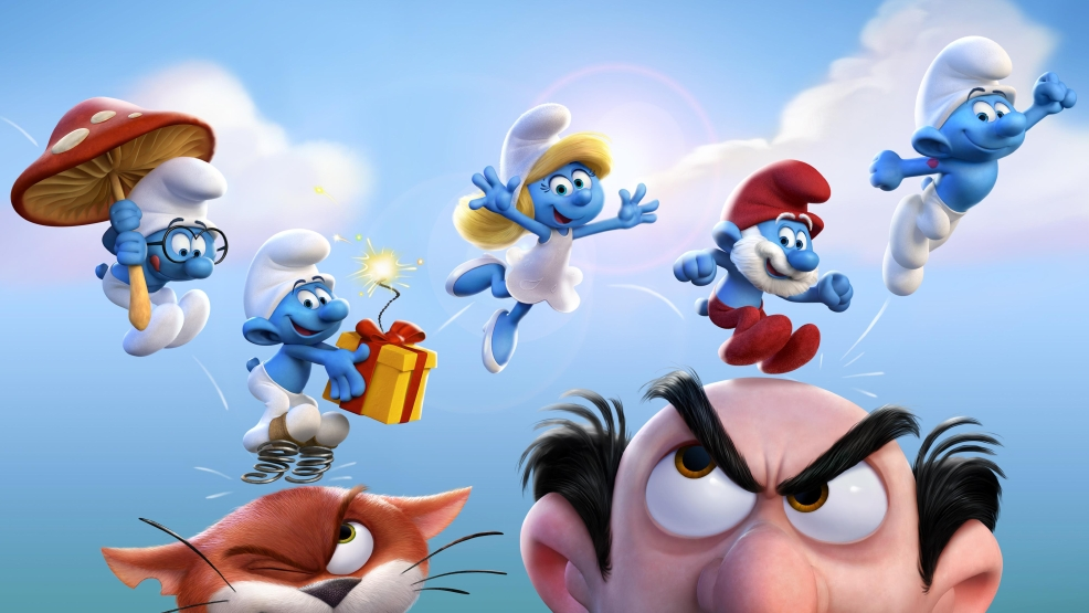Holdovers continue their reign as 'Smurfs' gets lost at the domestic box office