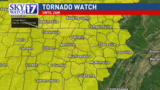 CODE RED ALERT: Tornado Watch continues overnight