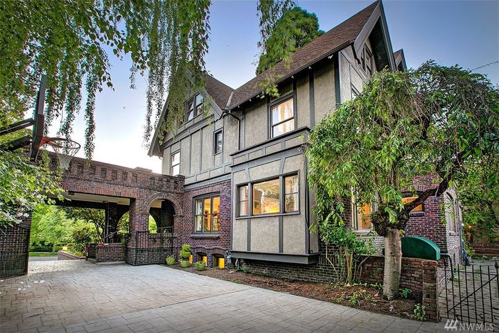 "Beautiful brickwork and arches are the first things that greet you at this historic, pre-war home on Capitol Hill. It has five bedrooms, six bathrooms and is 5,820 square feet to boot! Built in 1912, this home features wide hallways, bright rooms, original leaded glass, wood floors, paneling and wood-burning fireplaces. It's currently listed for $3.45 million by{&nbsp;}<a  href=""https://www.windermere.com/listing/WA/Seattle/1114-21st-Ave-E-98112/109759046"" target=""_blank"" title=""https://www.windermere.com/listing/WA/Seattle/1114-21st-Ave-E-98112/109759046"">Windermere's Deirdre Doyle</a>. (Image: Greg White /{&nbsp;}<a  href=""https://www.seattlehomephotography.com/"" target=""_blank"" title=""https://www.seattlehomephotography.com/"">Seattle Home Photography){&nbsp;}</a>"