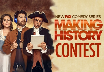 Making History Giveaway