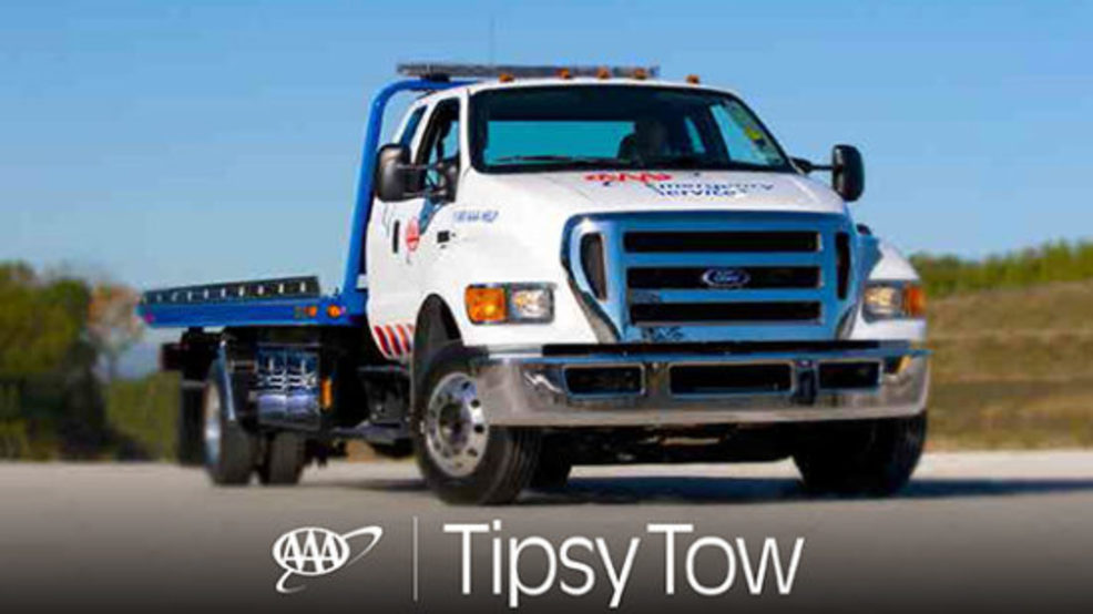 AAA Offering Free Tipsy Tow For St Patricks Day
