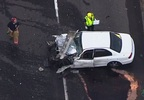 Crash on N Columbia Blvd - Chopper 2 photo - 1.jpg