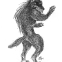 MICHIGAN MONSTERS: Dogman legend continues to howl across state