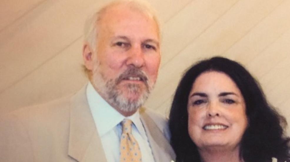 Falleció la esposa de Gregg Popovich, el coach de San Antonio Spurs