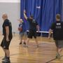"""Knap Attack"" preps for Hoopin' With Harlem event"