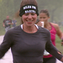 Pulaski woman runs marathon in honor of co-worker diagnosed with cancer