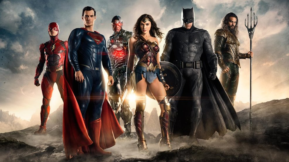 'I need friends': 'Justice League,' 'Wonder Woman' trailers released at Comic-Con