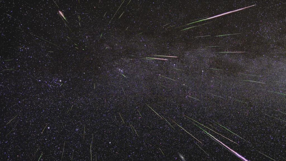 Catch the Perseid meteor showers late tonight!
