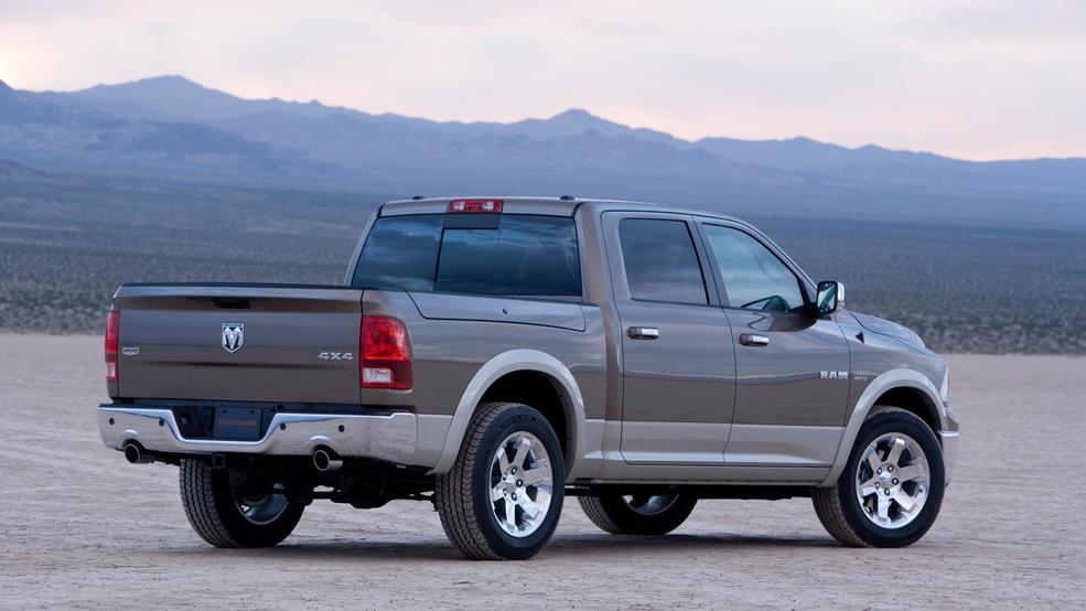 ram pickups recalled to fix rusting fuel tank strap wrgt. Black Bedroom Furniture Sets. Home Design Ideas