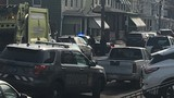 Ongoing police standoff in Hazleton