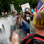 Violent protests again draw attention to Portland, Oregon