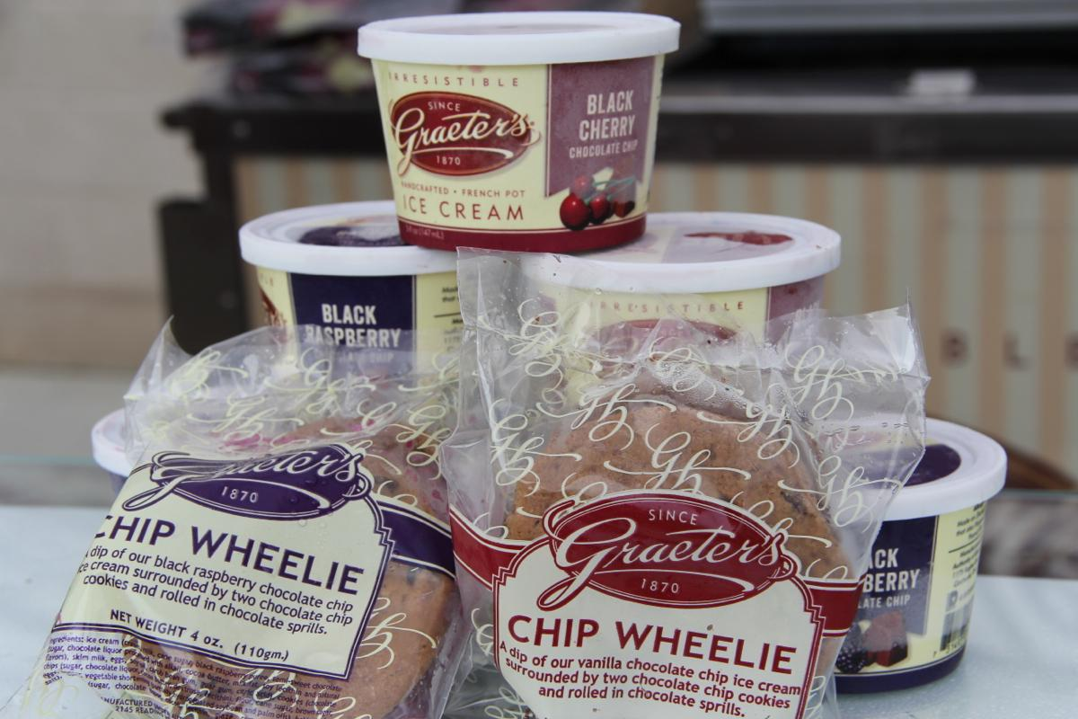 Graeter's to the rescue! / Taste of OTR, Saturday July 26, Washington Park (Image: Clay Griffith / Cincinnati Refined)