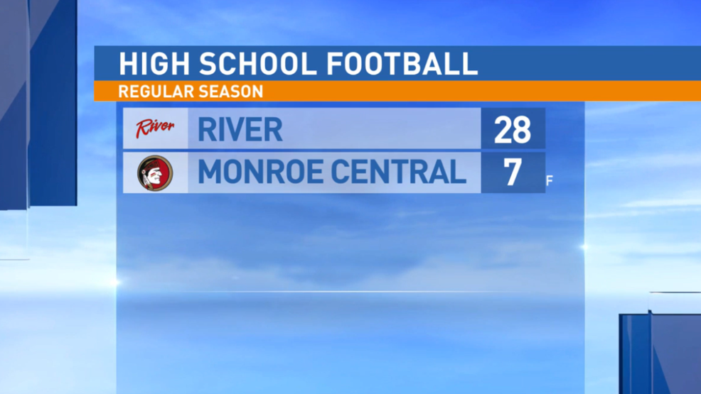 9.7.18 Highlights: River at Monroe Central