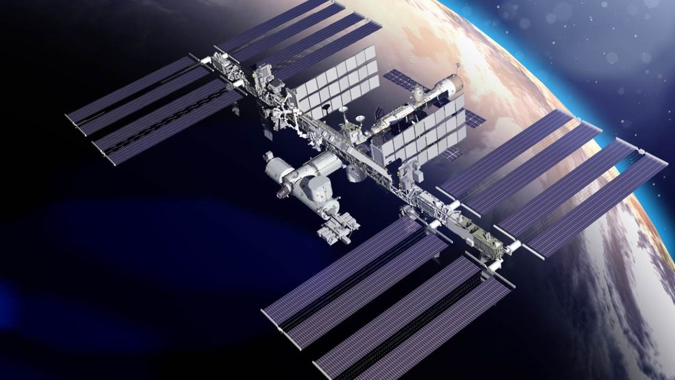 International Space Station makes Sunday morning pass over WNC