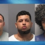 Three men arrested in Pawtucket face charges