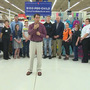 Gov. Walker promotes child tax rebate at local Fleet Farm as website to sign up goes live