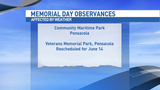 Memorial Day events canceled, postponed due to possible severe weather