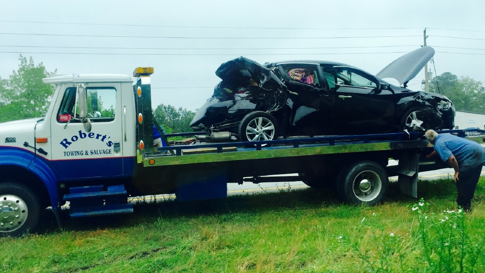 Car Accident In James City County May
