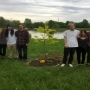 Friends plant a tree in memory of Kettering grad killed in Afghanistan