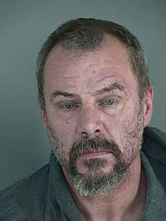 Paul Allen Blain, 51, faces charges of Unlawful Possession Controlled Substance-Methamphetamine, Unlawful Delivery Controlled Substance-Methamphetamine and Possession of Burglary Tools. (Lane County Jail)<p></p>