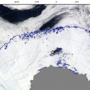 Mysterious, Maine-sized hole appears in Antarctica sea ice cover