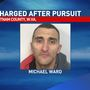 Putnam deputy injured after foot chase; suspect faces multiple charges