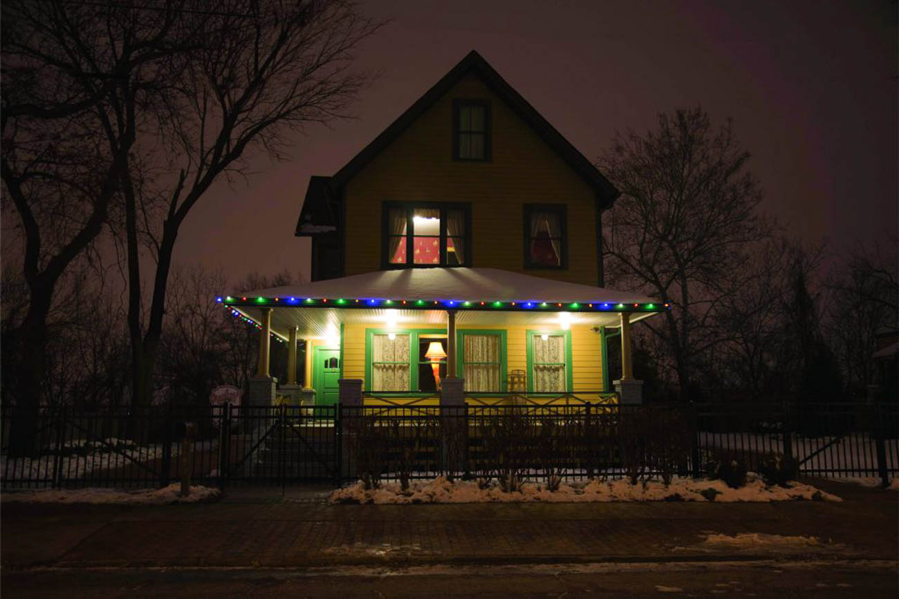 A visit to A Christmas Story House & Museum is your chance to step onto the set of the iconic Christmas movie of the same name. Tour guides, gift shop visits, and overnight stays are offered seven days a week, year-round. With Christmas right around the corner, the wintertime is by far the busiest and most festive season for visitors. It's about a four-hour drive from Cincinnati and only five minutes from downtown Cleveland. ADDRESS: 3159 West 11th Street, Cleveland, OH (44109) / Image: Chez Chesak // Published: 12.8.18