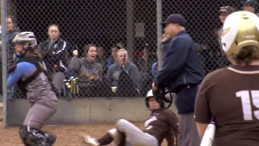 3.28.17 Video- Oak Glen vs. John Marshall- high school softball