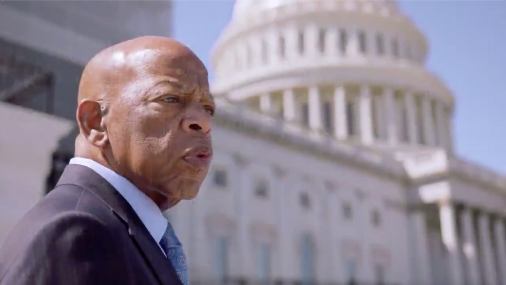 Trailer released for new documentary following the life of Rep. John Lewis