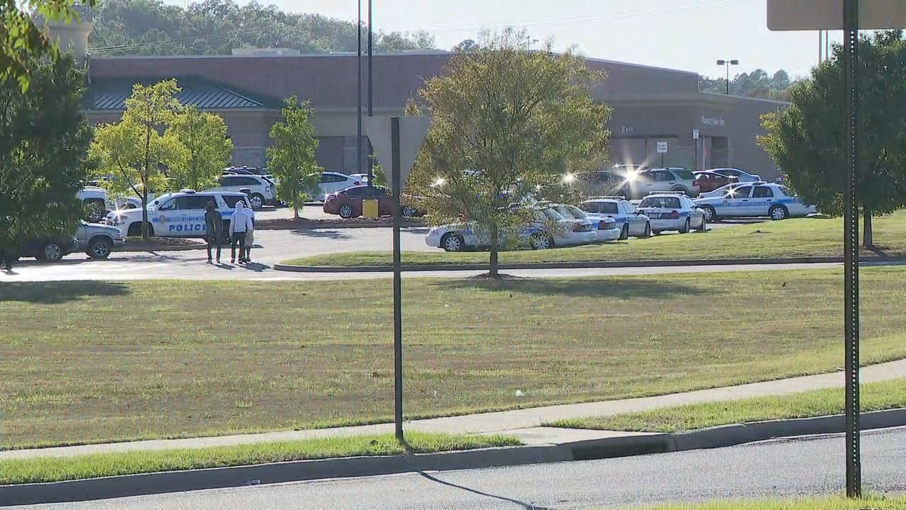 The search occurred near the Walmart on Maumelle Blvd. in North Little Rock. (KATV Photo)<p></p>