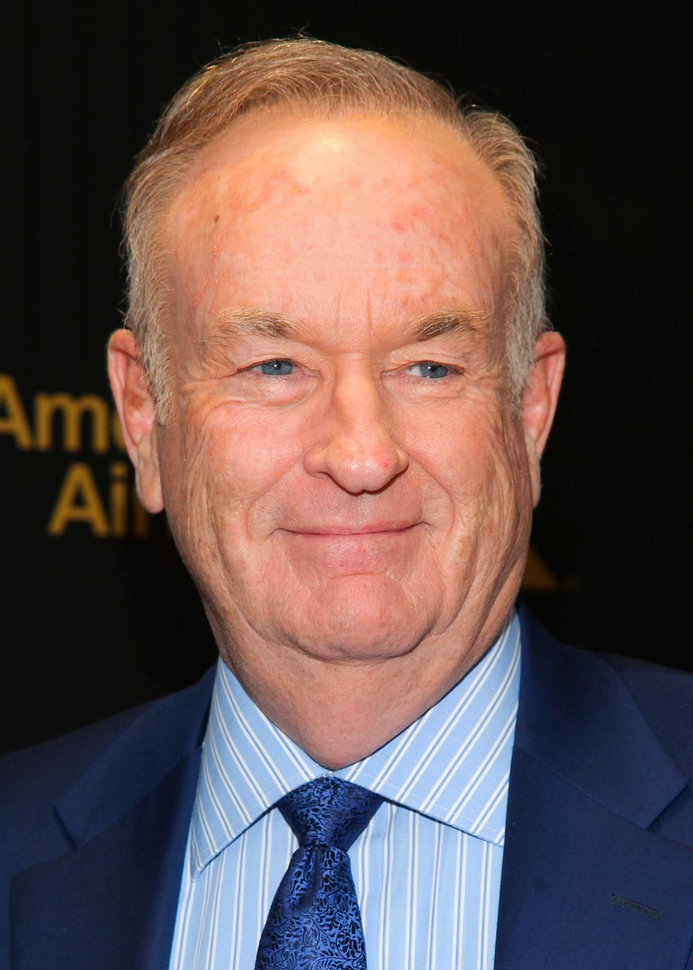 "FILE - In this April 6, 2016 file photo, Bill O'Reilly attends The Hollywood Reporter's ""35 Most Powerful People in Media"" celebration in New York. 21st Century Fox issued a statement Wednesday, April 19, 2017, that O'Reilly will not return to Fox News. (Photo by Andy Kropa/Invision/AP, File)"