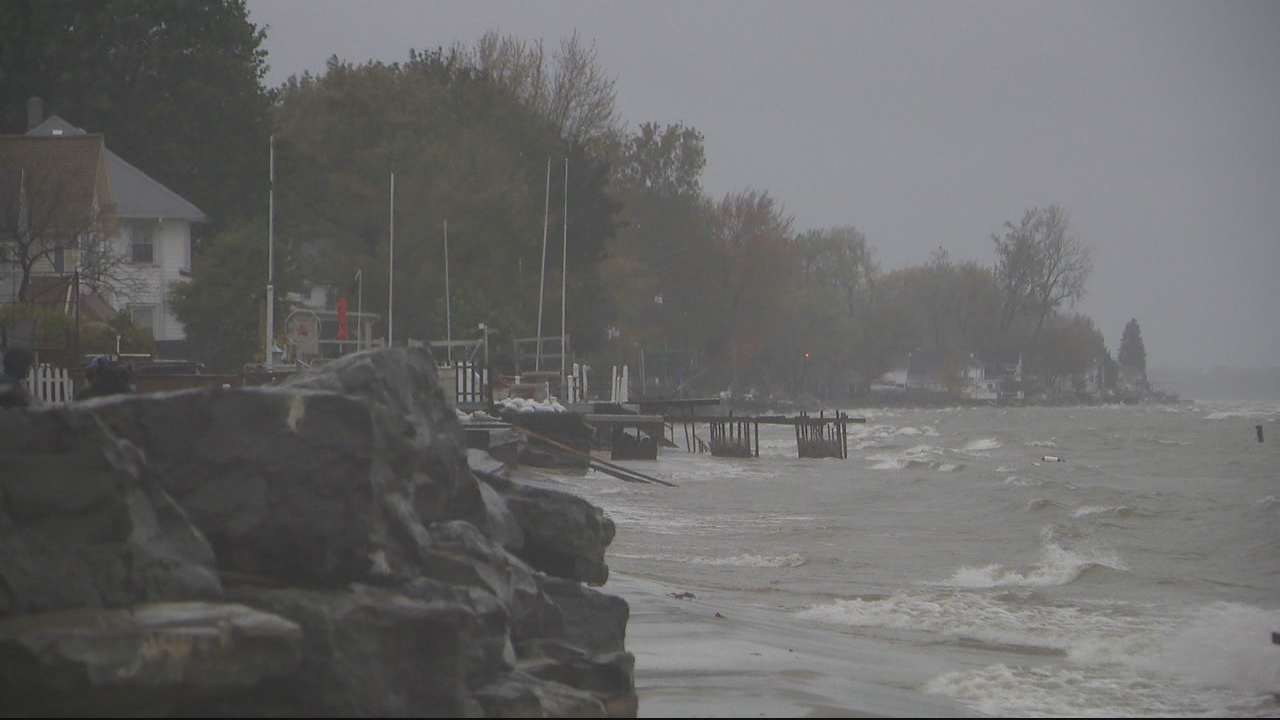 <p>According to a press release from Governor Cuomo's office, Cuomo issued the letter to Colonel Adam Czekanski on Saturday, calling for a strong federal-state partnership to ensure the protection of flood-prone communities along the Lake Ontario and St. Lawrence River shoreline long-term. (WHAM photo)</p>