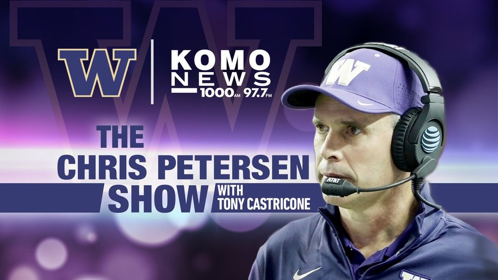 The Chris Petersen Show with Tony Castricone: November 8th, 2018