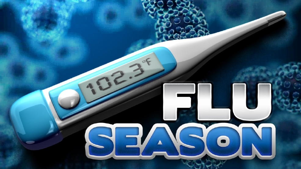 Nationwide uptick in the flu kicks off flu season