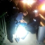 Tri-City police rescue seizing veteran threatening to jump from Cable Bridge